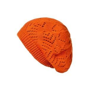 Oranžová čiapka Lavaii Evelyn