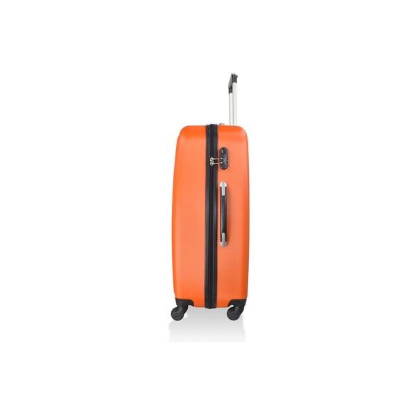Sada 3 kufrov Integre Orange