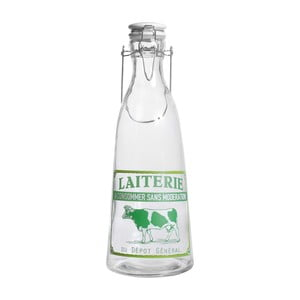 Sklenená fľaša Comptoir deFamille Laiterie, 1l