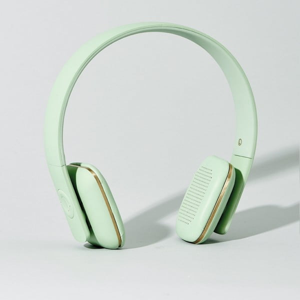 Bezdrôtové slúchadlá aHead Green