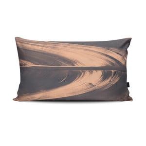 Vankúš Elidvide Grey Pink, 47x28 cm