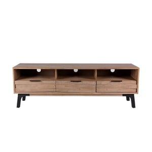 TV stolík z akáciového dreva sømcasa Amsterdam