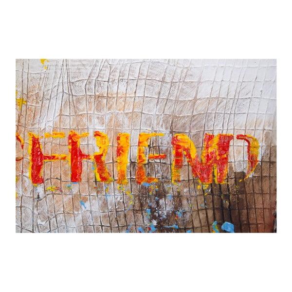 Obraz Mauro Ferretti Guitar City, 90 × 120 cm