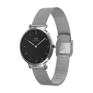 Dámske hodinky v striebornej farbe Daniel Welington Sterling, ⌀ 32 mm