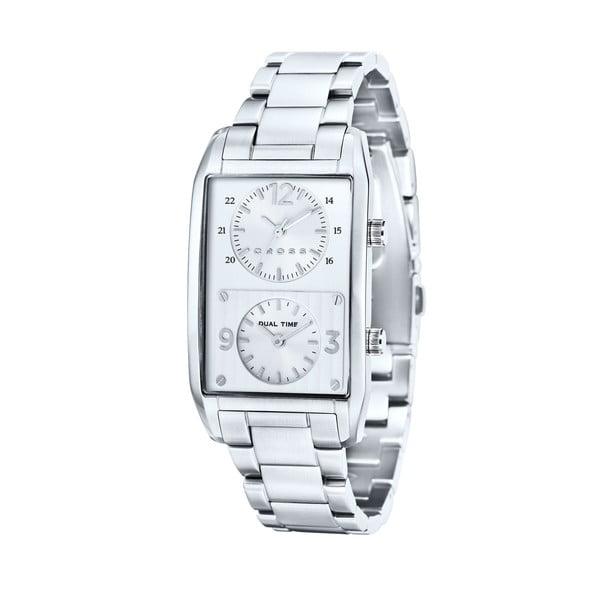 Pánske hodinky Cross Gotham Silver White, 30x41.5 mm