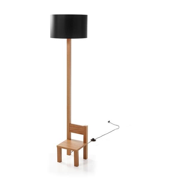 Stojacia lampa Toraki Black