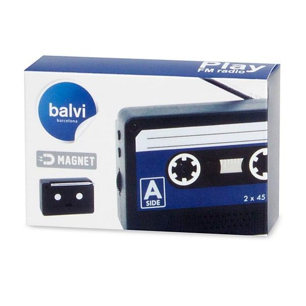 Rádio Balvi Play s magnetem, 2x AAA