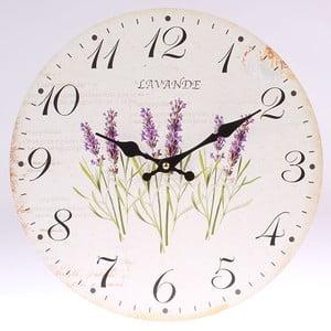 Nástenné hodiny Lavande Clock