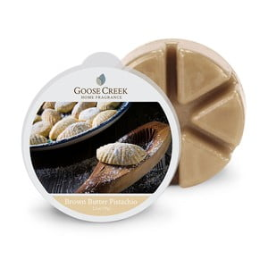 Vonný vosk do aromalampy Groose Creek Hnedé pistáciové maslo