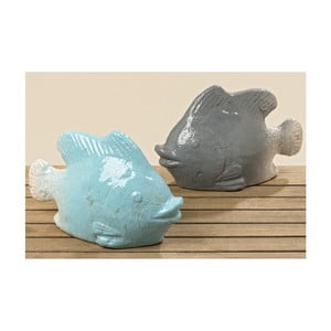 Sada 2 dekoratívnych sošiek Boltze Frino