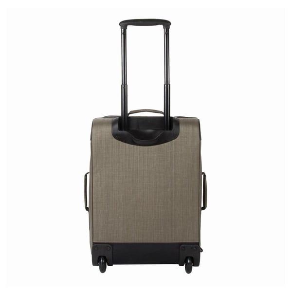 Cestovný kufor Track Jack Board, sivý