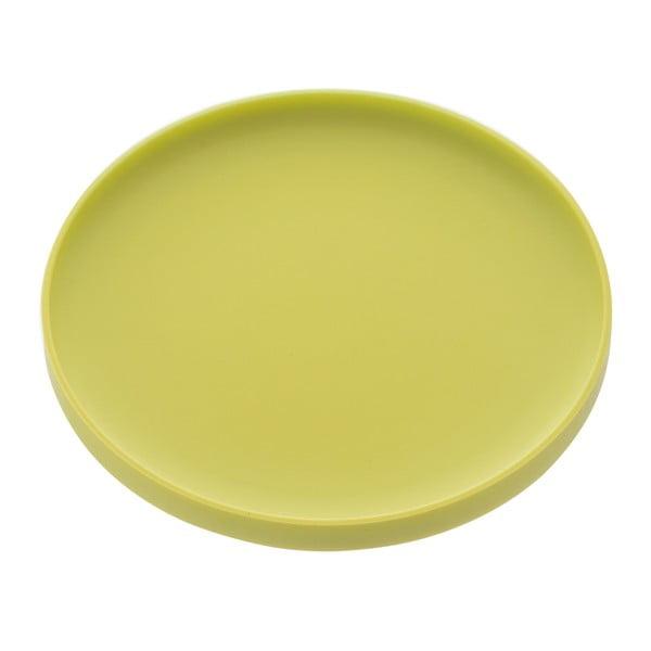 Zelená podložka pod pohár Yamazaki Tower Round