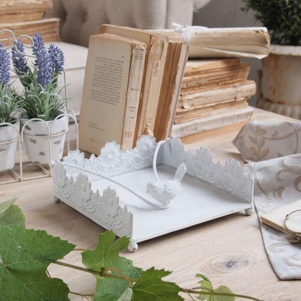 Stojanček na servítky Antique White