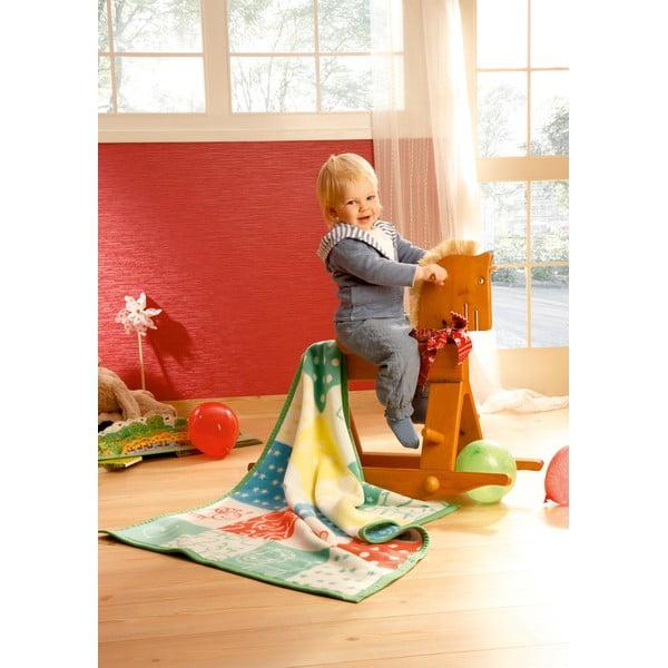 Detská deka Playground, 150x200 cm