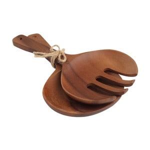 Set salátové lžíce a vidličky z akáciového dreva T&G Woodware