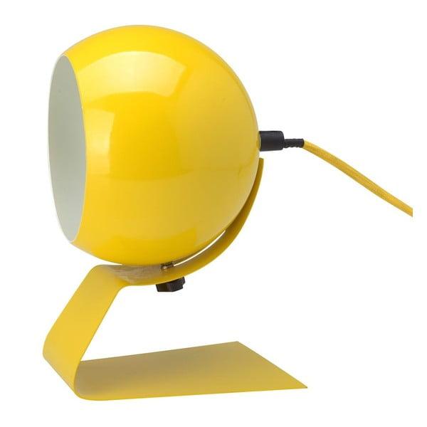 Žltá stolová lampa Red Cartel Cameron