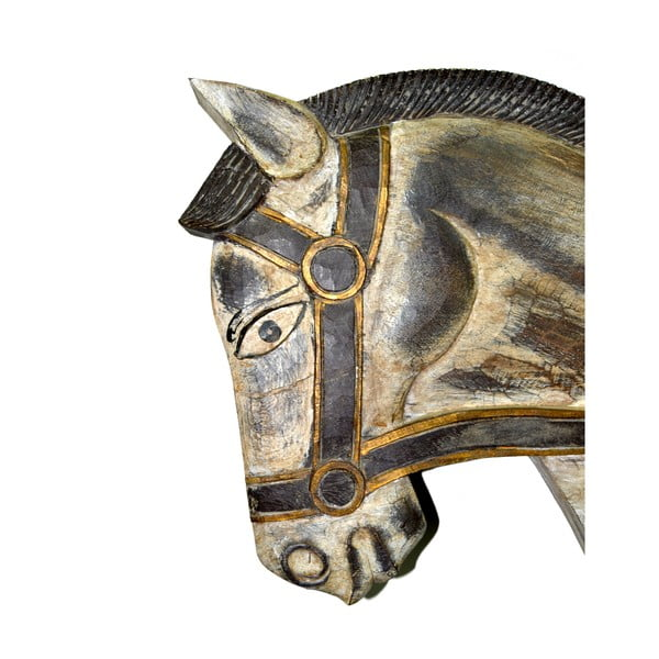Dekoratívna soška Carved Horse