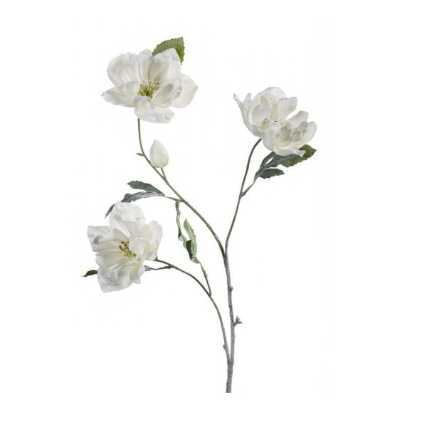 Umelý kvet Čemerica, biela