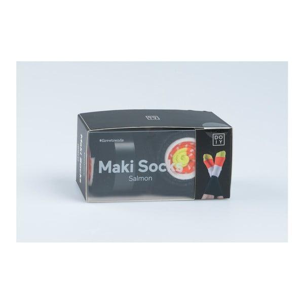 Ponožky DOIY Maki Socks Salmon