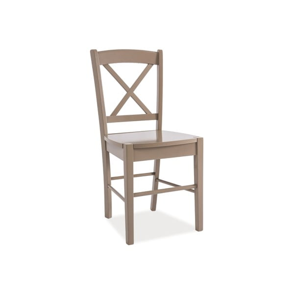 Hnedá stolička Signal Rachel