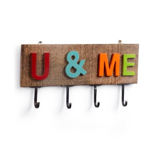 Vešiak U & Me