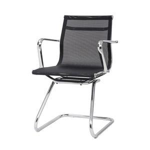 Pracovná stolička Leila, čierna