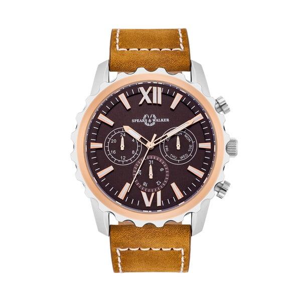 Pánske hodinky Grayson Light Brown