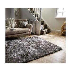 Sivý koberec Flair Rugs Serenity Silver, 160×230 cm