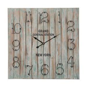 Nástenné hodiny Mauro Ferretti Central Station, 60 x 60 cm