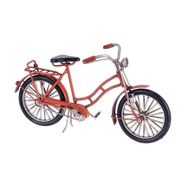 Dekoratívny model Bike In Red
