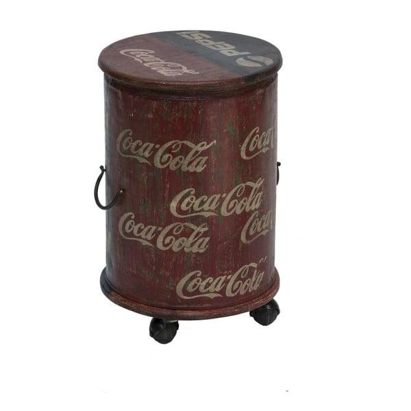 Nádoba s uzáverom Coca-Cola
