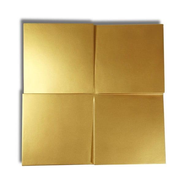 Dekoratívny panel Cuatro Gold