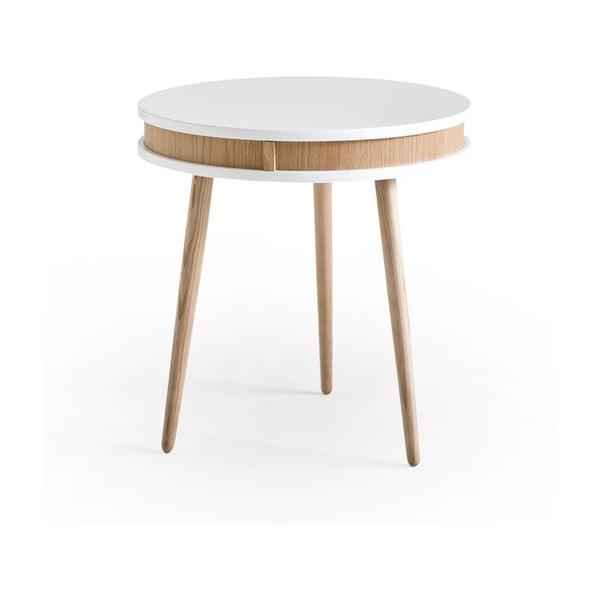 Konferenčný stolík Hugo 50 cm, dub