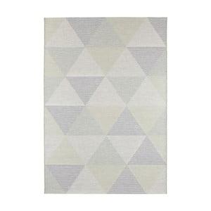 Zelený koberec vhodný aj na von Elle Decor Secret Sevres, 80×150 cm