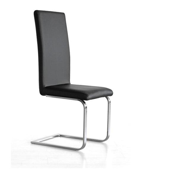 Jedálenská stolička New Katy, čierna