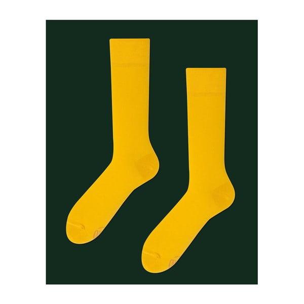 Ponožky Many Mornings True Yellow, veľ. 35/38