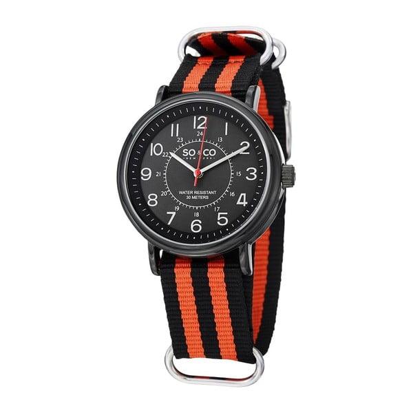 Pánske hodinky SoHo Orange Stripe