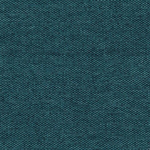 Modrozelená posteľ s čiernymi nohami Vivonita Windsor, 140x200cm