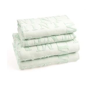 Sada 4 bavlnených uterákov CasaDiBassi Mtypo