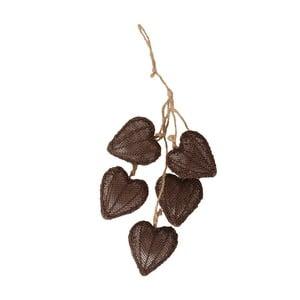 Závesná dekorácia Heart Giggles