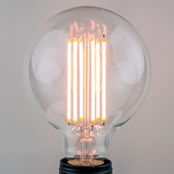 LED žiarovka Bulb Attack GLOBE, E27 6,5 W