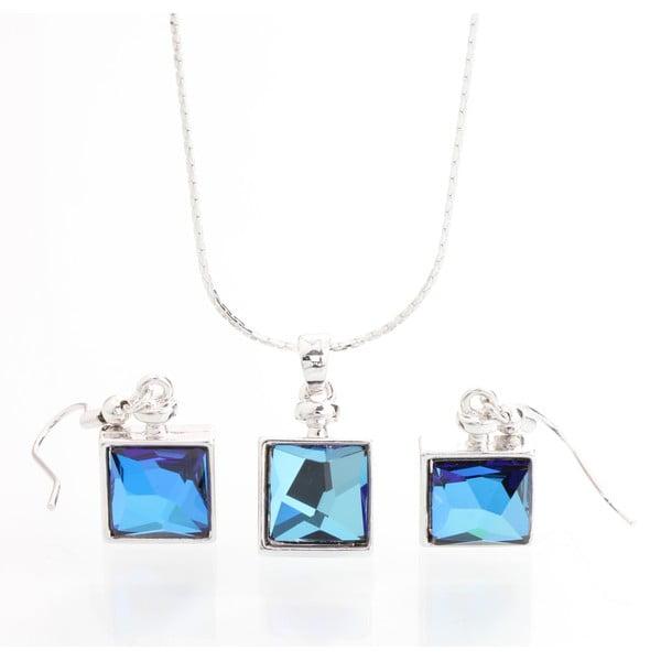 Set náhrdelníka a náušníc so Swarovski Elements Laura Bruni Wingo