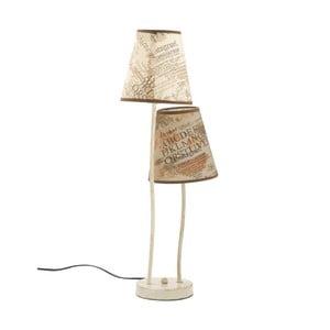 Lampa Mauro Ferretti Sahara Duo, 60cm