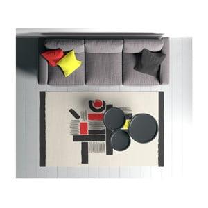 Koberec Oyo home Suzzy mentol, 140 x 220 cm