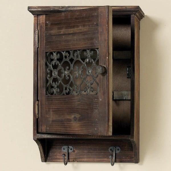 Nástenný box na kľúče Amira