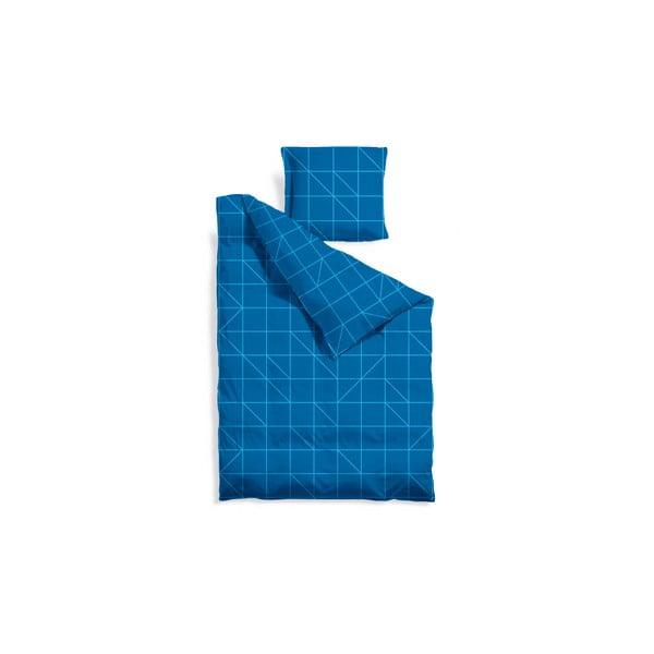 Obliečky Turquoise Geometric, 140x200 cm