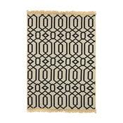 Tmavomodrý koberec Floorist Kenar Dark Blue,60x90cm