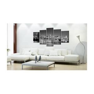 Obraz na plátne Bimago Dream about New York 200 x 100 cm