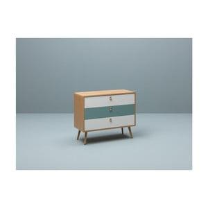 Komoda so zásuvkami Design Twist Nordby