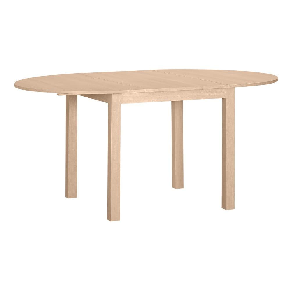 1977b0dec5ba Okrúhly drevený rozkladací jedálenský stôl Artemob Haily ...